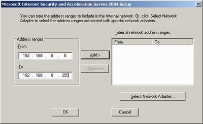 آموزش isa server 2004  نوشته شده توسط میثم پورهاشمی